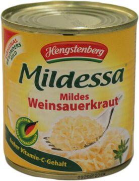 Hengstenberg Mildessa 2 Portionen 285g – Bild 1