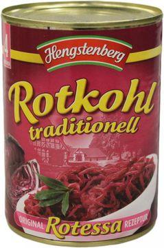 Hengstenberg Rotkohl Klassik 4 Portionen 520g – Bild 1