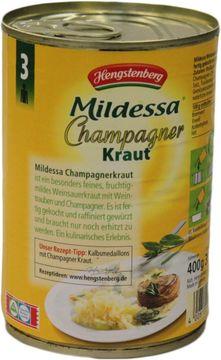 Hengstenberg Champagner Kraut 350g – Bild 2
