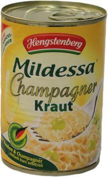 Hengstenberg Champagner Kraut 350g