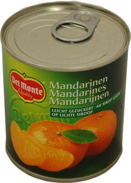 Del Monte Mandarinen Orangen gezuckert 175g