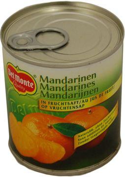 Del Monte Mandarin Orangen natursüss 175g