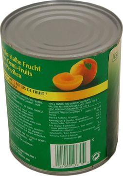 Del Monte Pfirsiche 1/2 in Fruchtsaft 470g – Bild 3
