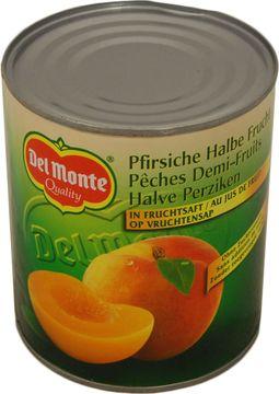 Del Monte Pfirsiche 1/2 in Fruchtsaft 470g