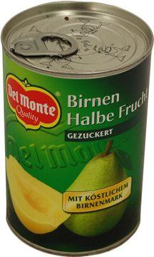 Del Monte Birnen 1/2 Frucht 230g – Bild 1