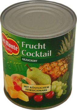 Del Monte Fruchtcocktail 5-Frucht Fruchtmark 500g