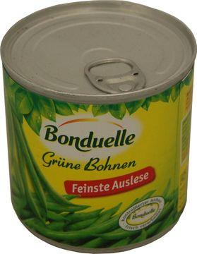 Bonduelle Grüne Bohnen feine Auslese 220g – Bild 1