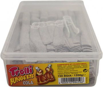 Trolli Cola Bungees 150er Pack
