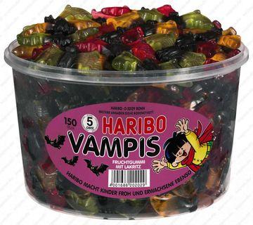 Haribo Bunte Vampire, Vampis 1,35kg – Bild 1