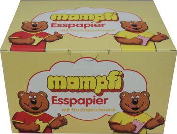 Mampfi Esspapier 200 Blatt Oblaten bunt – Bild 1