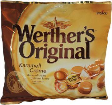 Werthers Karamell Creme 225g