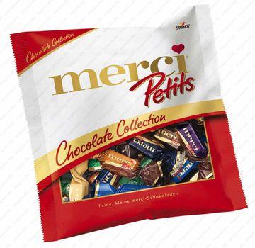 Merci Petits Chocolate Collection 125g