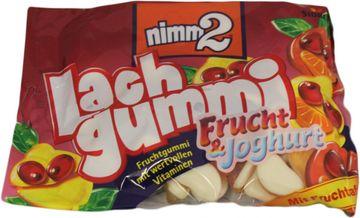NIMM 2 Lachgummi Frucht & Joghurt 250g – Bild 1