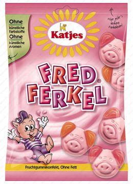 Katjes Fred Ferkel 200g – Bild 1