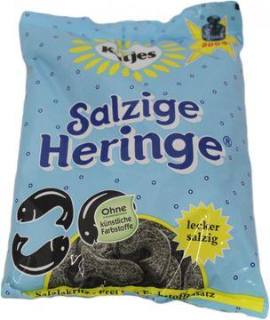 Katjes Salzige Heringe 500g – Bild 1