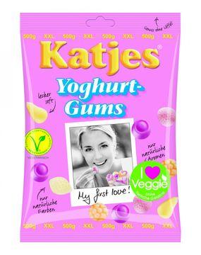 Katjes Joghurt Gums 500g – Bild 1