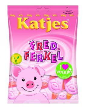 Katjes Fred Ferkel 500g – Bild 1