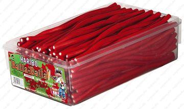 Haribo BALLA BALLA Erdbeer 150 Stück = 1,275kg – Bild 1