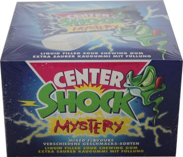 Center Shock Mystery 100 Kaugummis – Bild 2