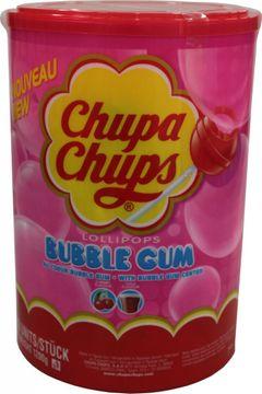 Chupa Chups Bubble Gum 100 Lutscher