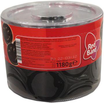 Red Band Smile Lakritz 100 Stück = 1,18kg – Bild 3