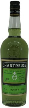 Chatreuse Grün 55% Vol. 0,7L