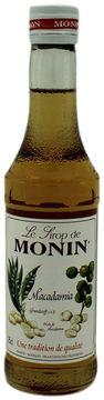 Monin Macadamia Sirup 0,25L – Bild 3