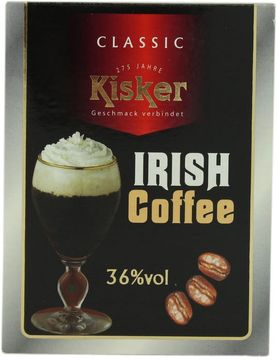 Kisker Irish Coffee 36% Vol. 2er Pack 0,04L