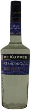 De Kuyper Creme Cacao Weiss 24% Vol. 0,7L