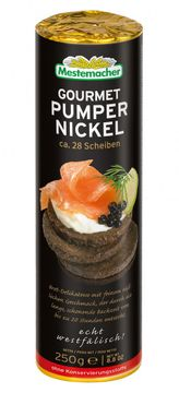 Mestemacher Party Pumpernickel 250g