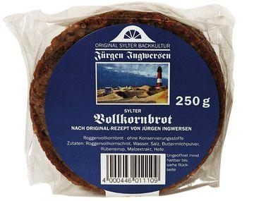 Mestemacher Sylter Vollkorn Brot 250g