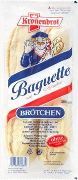 Kronenbrot Baguette Brötchen 300g