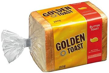 Lieken Golden Toast Butter 250g