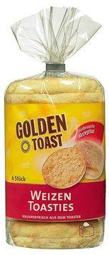 Lieken Golden Toast Toasties Weizen 300g