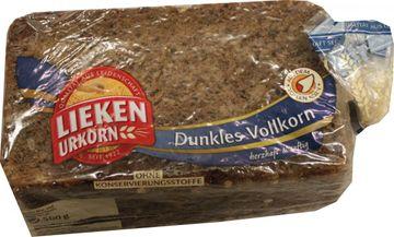 Lieken Vollkorn Brot dunkel 500g