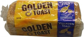 Lieken Golden Toast Vollkorn 500g