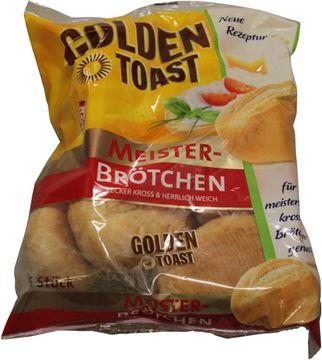 Lieken Golden Toast Meisterbrötchen 400g