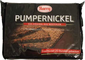Harry Pumpernickel 250g – Bild 1