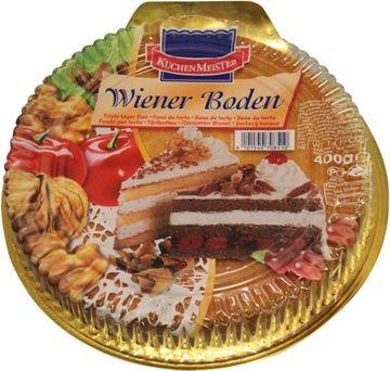 Kuchenmeister Wiener Boden hell 400g