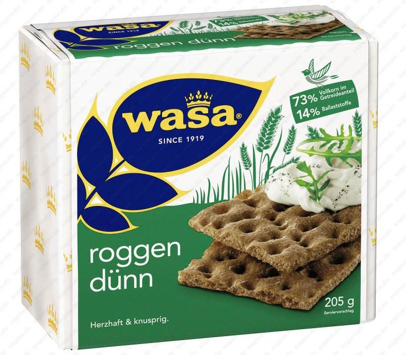 Wasa Roggen