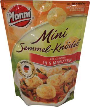 Pfanni Mini Semmel-Knödel 330g – Bild 1