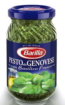 Barilla Sauce Pesto 190g – Bild 1
