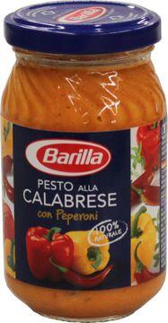 Barilla Pesto alla Calabrese 190g – Bild 1