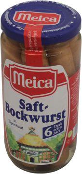 Meica Saftbockwurst in Eigenhaut 180g  – Bild 1
