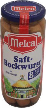 Meica Saftbockwurst in Eigenhaut 360g – Bild 3