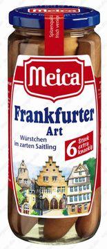 Meica Würstchen Frankfurter Art 250g