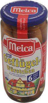Meica Geflügelsaft Würstchen in Eigenhaut 180g