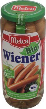 Meica Bio Wiener 250g
