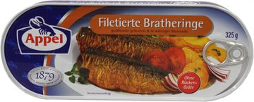 Appel Filetierte Bratheringe 200g  – Bild 1