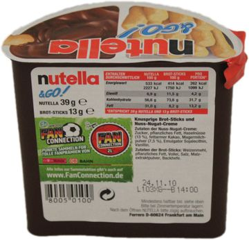 Nutella to Go – Bild 3